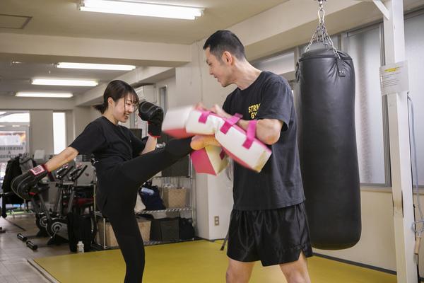 キックボクシングは他のスポーツにも役立ちます!