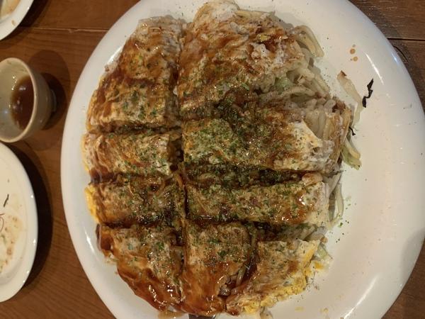 葛西の美味しい広島風お好み焼きのお店 Tetsu坊様!